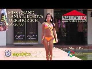 Promo - Miss Grand Albania&Kosova - 2016