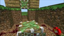 How to make a 3x3 Piston Door in Minecraft! (1.8.1)
