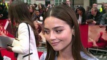 Jenna Coleman on Emilia Clarke, Doctor Who and Victoria