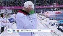 demi-finales 200m 4 nages F - ChE 2016 natation