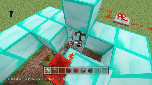 Minecraft How To Make a Command block In Minecraft PS4 ...