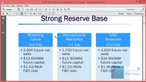 Oil & Gas Stock Pitch- How to Research and Present It