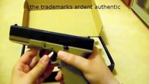 WE Airsoft Glock 17 Gas Blowback Review/ Test Fire/ Unboxing