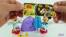 Play Doh The Pink Panther Stop Motion Animation Surprise Eggs Fun Kids Disney Toys