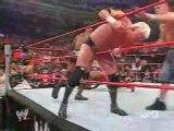Raw du 02 07 07 John Cena Bobby Lashley  King Booker