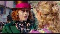 Exclu Alice De l'autre côté du miroir : l'heure est aux retrouvailles pour Alice et le Chapelier fou