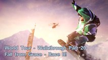 SSX - World Tour - Walkthrough Part 20 - Fall from Grace - Race It!