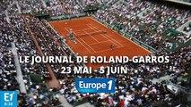 Journal de Roland-Garros : Mathias Bourgue a manqué de renverser Andy Murray