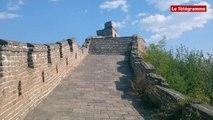 Chine. La Grande Muraille comme si vous y étiez...