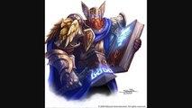 Warcraft III OST -15- Last Days of the Alliance (Alliance TFT)