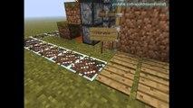 Minecraft: 60x60 Piston Door  The current biggest door in