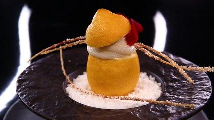 Citron givré, parfait nougat glacé par Emmanuel Ryon (#DPDC)