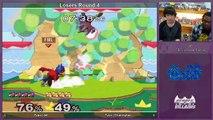 H&V 3/29/16 - Losers Round 4 - TYPO | Channighan (Fox) vs. TYPO | Jet (Falco)