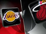 Lakers Vs. Heat 2/10 Kobe Bryant Vs. Dwayne Wade