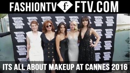 Eva, Naomi, Susan & Julianne at Cannes 2016 with L'Oreal   FTV.com