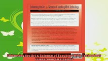 Free Full PDF Downlaod Enhancing the Art Science of Teaching