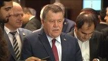 Yargıtay Başkanı İsmail Rüştü Cirit : Devletin Başkanıyla Bir Arada Olmaktan Onur Duyarız