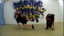 BBoy Break Dancing - Groove Beat