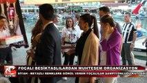 Foçalı Beşiktaşlılar Coştu Bir Kere