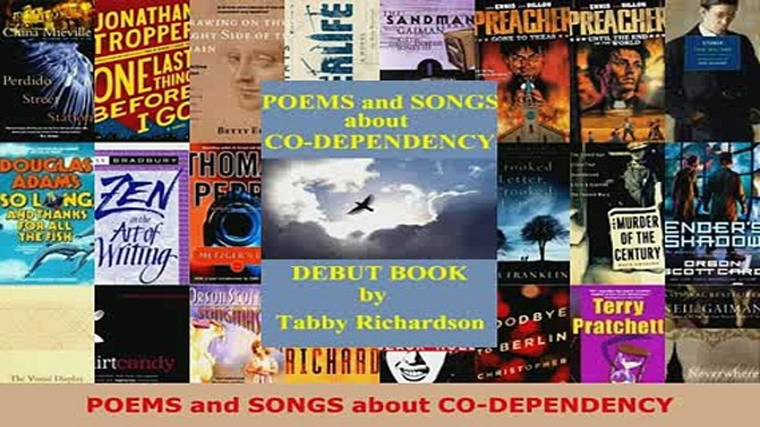 Download  POEMS and SONGS about CODEPENDENCY Ebook