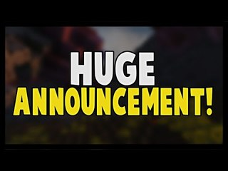 Huge Announcement ( Mineplex Funny Moments )