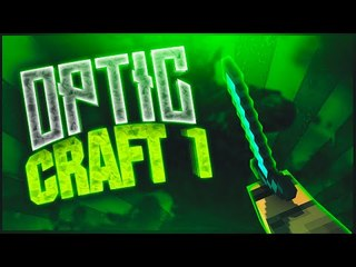 OpTicCraft | Lets Play Episode 1 | Day 1 Server Opening