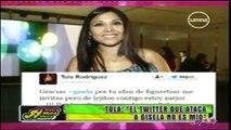 Amor Amor Amor - Tula Rodriguez Ataca A Gisela A Traves De Twitter - 28/05/13
