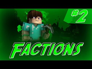 Minecraft Factions Let's Play  Ep 2 | The Blaze Hunt