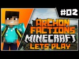 Minecraft Archon Factions Let's Play   Crate Key Opening! Ep2