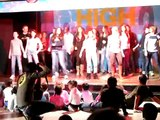 Valtur Pila '09 -Tribe15-22/03/09- High school musical 2 / Work this out