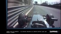Grand Prix de Monaco : Grosse frayeur pour Jenson Button lors des essais libres (vidéo)