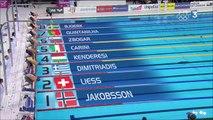 demi-finales 200m papillon H - ChE 2016 natation