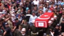 Tokat Şehit Salih Yıldırım'ın Cenazesi Tokat'a Getirildi