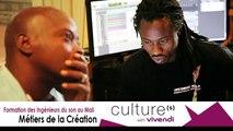 Formation des ingénieurs du son Bamako, Ballaké Sissoko Orchestra making of, Métiers de la création