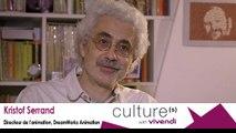Kristof Serrand, Directeur de l'animation, DreamWorks Animation, Métiers de la création