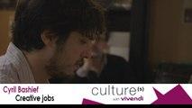 Cyril Bashief, Programmer of Le Printemps de Bourges festival and artistic adviser of Les Inouïs, Creative jobs