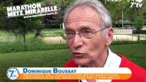 Parcours - Marathon Metz Mirabelle 2016 - Dominique Boussat