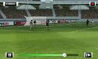 PES (Pro Evolution Soccer) 2011 Gameplay