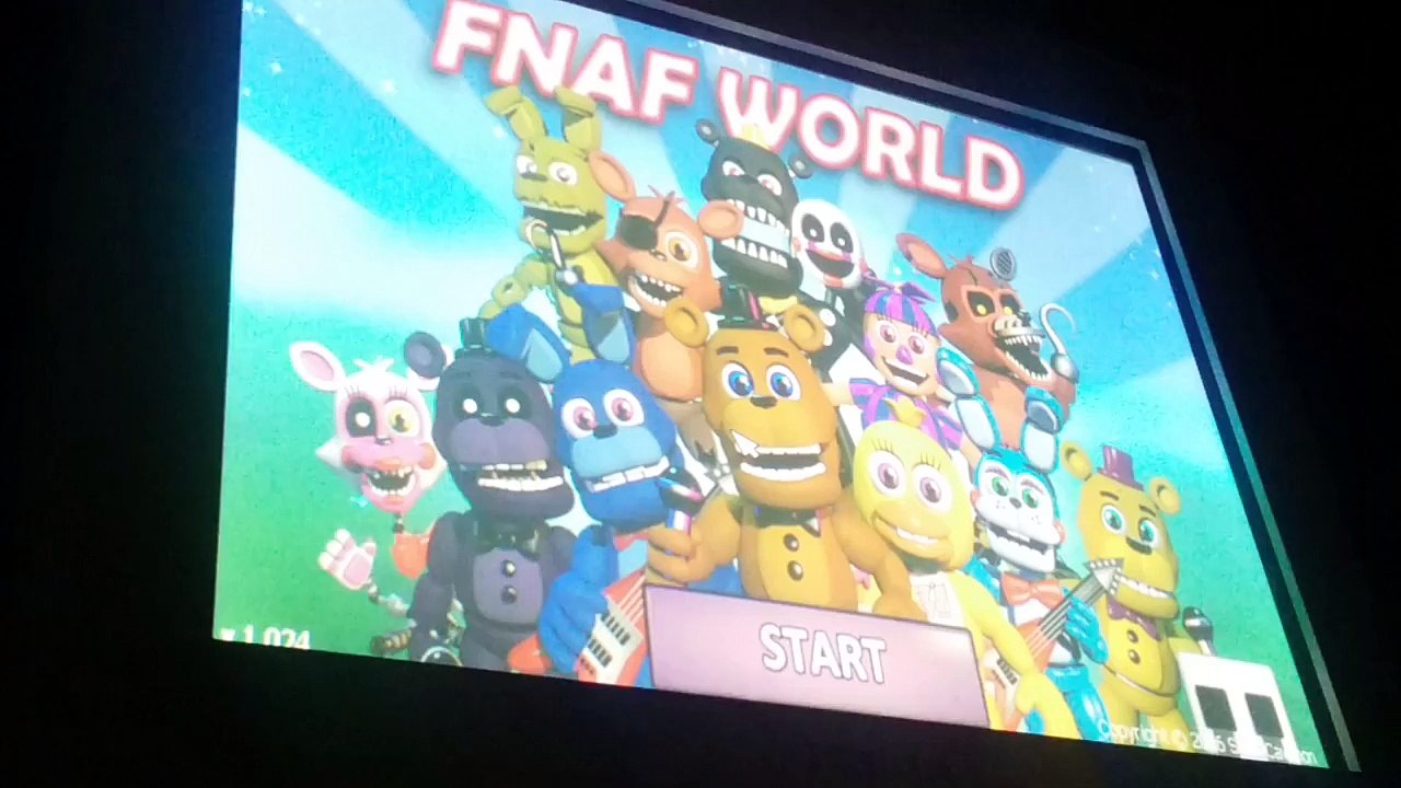 More Exploring Fnaf World Part 3 Video Dailymotion