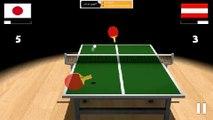 Tênis de mesa com Virtual Table Tennis 3D