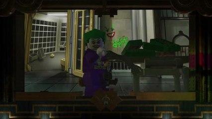 Lego Batman 2 Intro