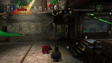 Lego Batman Demo EN