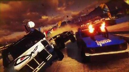 DiRT Showdown - Vídeo in-games Jugabilidad