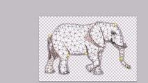 Tutorial Photoshop: Puppet Warp, animar desenhos no Photoshop CS5
