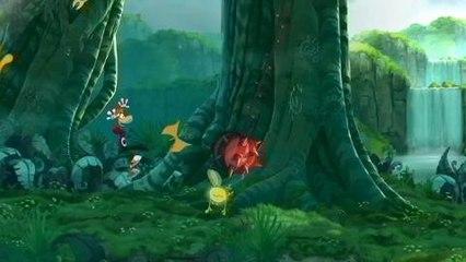 Rayman Origins - Tráiler PS Vita