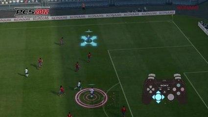 Pro Evolution Soccer 2012 - Vídeo GamesCom 2011