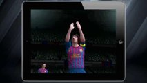 FIFA 12- Tráiler para iOS (inglés)