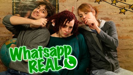 Los grupos de whatsapp en la vida real ft. Topatitis   Juliiinthesky