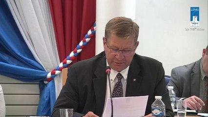 Revoir le conseil Municipal de Savigny-sur-Orge du 26 mai 2016