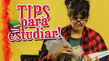 Tips para concentrarse al estudiar! | BrencaLook